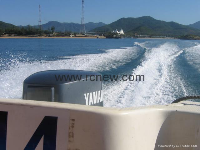 Hi-Speed FRP Yacht 3
