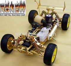 R/C 1:8 Nitro 4WD Off-road Racing Buggy
