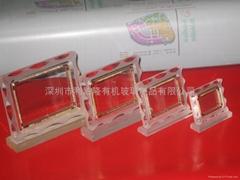 PMMA (acrylic) combinations frame