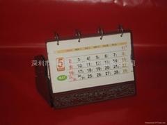 PMMA (acrylic) frame calendar