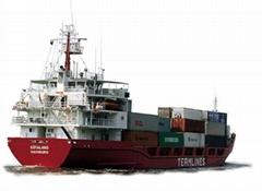 国际海运代理