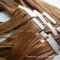 Wholesale Fashion Beauty 100% human tape