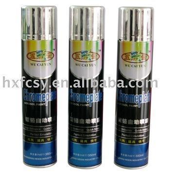 Chrome effect paint chrome paint chrome plating paint for Chrome paint price