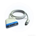 Compatible with Draeger/Siemens Multi ECG cable (Hot Product - 2*)