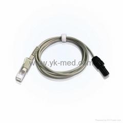 Compatible with SpO2 extension cable compatible Novametrix
