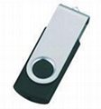 Rotating USB Flash Disk