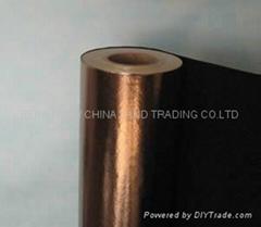 Aluminum nonwoven fabric