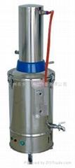 10升自动断水型不锈钢电热蒸馏水器 YN-ZD-Z-10