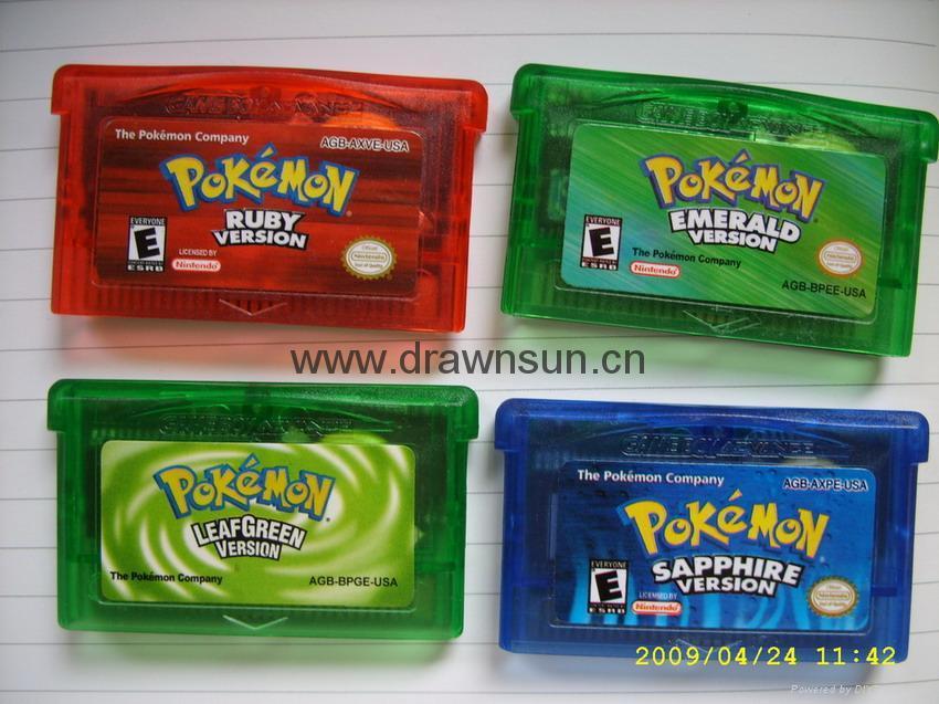 Gameboy Games Color Pokemon Games Nintendo China