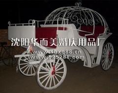 婚礼皇家马车