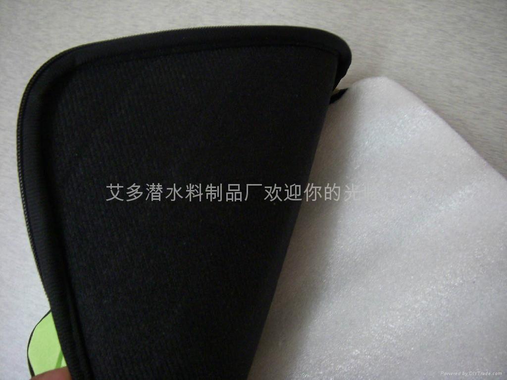 壓紋潛水料內膽包 5