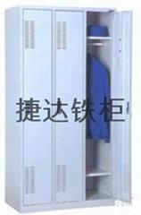 Three door dressing cabinet