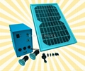 Creative LED Solar Lighting Kits( FH-SL-5)