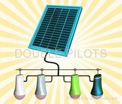 Solar Lantern for Disaster emergency lighting