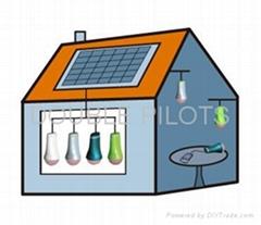 Solar Lantern for islands lighting