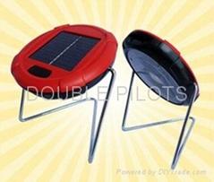 Solar Reading Light Lamp