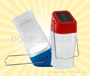 Solar Camping Lantern Light Low Cost 1