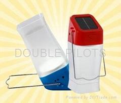 Solar Camping Lantern Light Low Cost