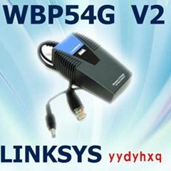 Linksys Cisco WBP54G VOIP Wireless-G