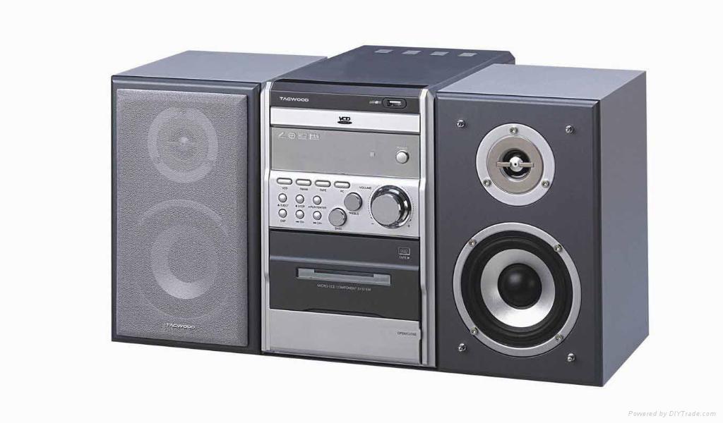 DVD Micro system  1