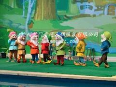 七个小矮人动漫服饰