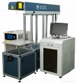 CO2 3D Dynamic laser marking machine laser engraving