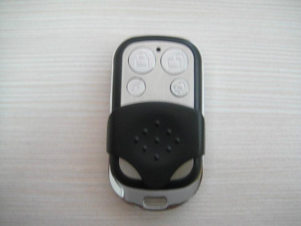 Automatic gate remote