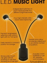 Duet2 music light(4 LED)