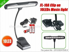 FL-10A 10LEDs Music Light, Orchestra Light