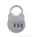 Mini Combination  Lock for Luggage & Bag  4