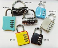 Top Security Resettable Combination Padlock
