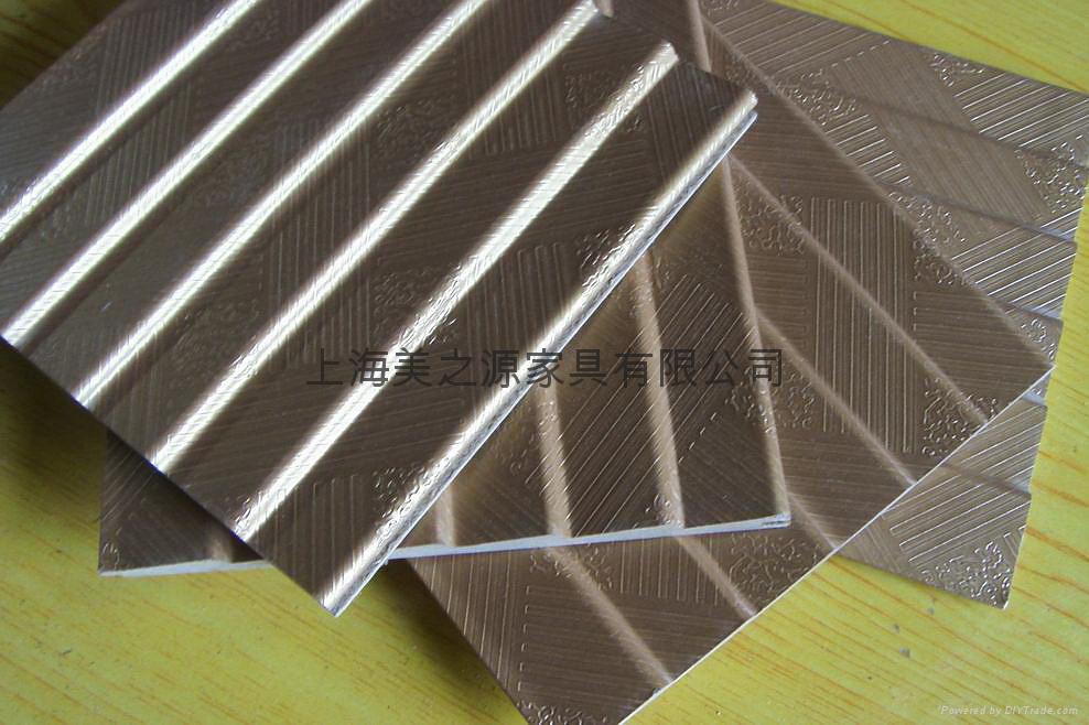 皮紋板(皮紋波浪板) 1