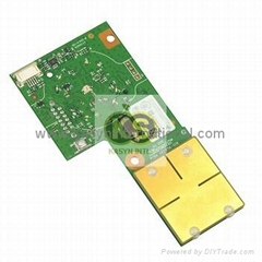 Xbox 360 Slim Front Panel Power PCB Board