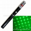 Green Laser Pointers with Star Cap Presenting the Most Amazing Light Show