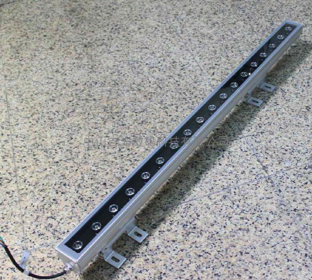 LED洗墙 山东青岛专业生产LED数码管 LED点光源 LE