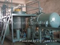Vacuum Waste Engine Oil