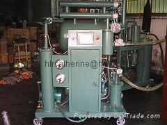 Vacuum Single-Stage Insulation Oil Purifier/Oil Filtration/Oil Processing Line