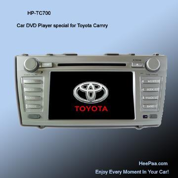 Special Car DVD Player for Toyota Camry - HP-TC700 (China ...