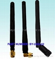 Wifi(2.4GHZ)Rubber Antenna