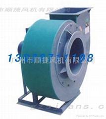 东莞PVC4-62型塑料离心通风机