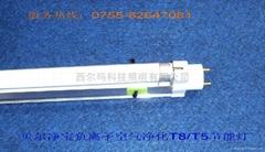 负离子空气净化直管荧光灯T8转T5