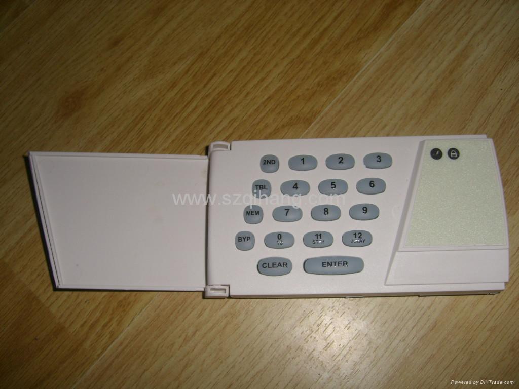 Paradox Alarm System Keypad Product Catalog China