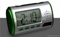 Table Alarm Clock Hidden Camera