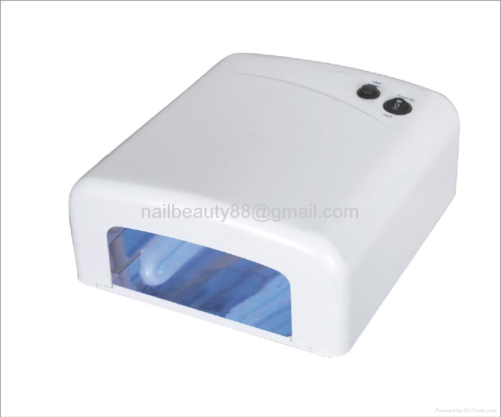 Diy uv light for gel nails 101