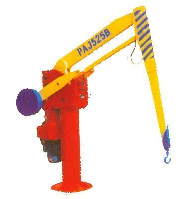 PAJ型系列机械矮型平衡吊 1