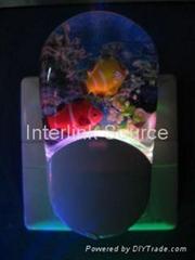 Aquarium LED Night Light