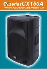 Selling--Two-way Powered Loudspeaker System (CX150A)