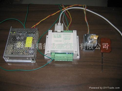 无线摇控直流电机控制器