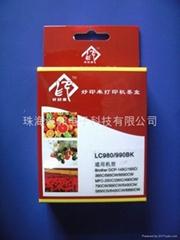 LC990BK墨盒,好印来品牌墨盒