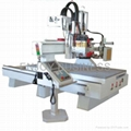 CNC wood router engraving machine
